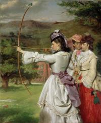 Ярмарочные лучницы