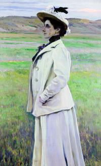 Портрет княгини Н.Г. Яшвиль