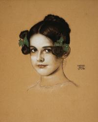 Portrait Of Marie Pieces