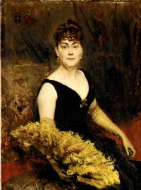 Mrs. Warren-Cram (Ella Brooks Carter) 1885