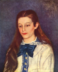 Portrait Of Therese Berard