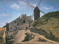 Mill in Montmartre