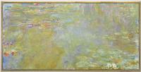 Claude Monet. Le bassin aux nymphéas