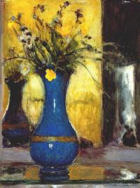 Жан Эдуар Вюйар. Синяя ваза