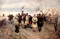 Николай Корнильевич Пимоненко. Свадьба в Киевской губернии