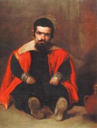 Диего Веласкес. Дон Себастьян де Морра