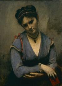 Портрет Мариэтт Гамбе