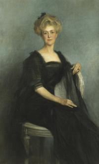 Портрет миссис Вандербилт.  1909