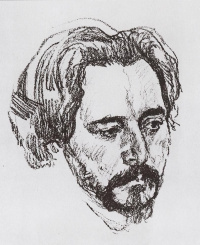 Портрет Л. Н. Андреева