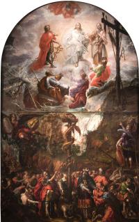 Моисей и медный змей и вознесение Иисуса