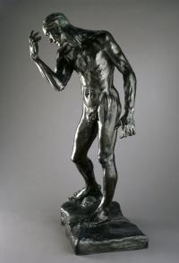 Pierre de Wissant. Monumental Nude