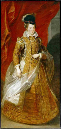 Portrait of the Archduchess Joanna of Austrian