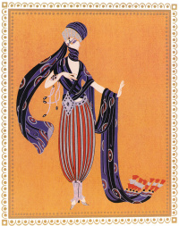 """Concubine of the Caliph. A Series Of """"Scheherazade"""""""