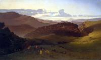 Шарль-Теодор Фрер. Вид города Константины
