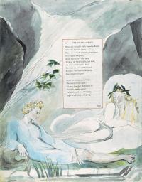 Иллюстрации к стихам. Ода весне. Лист 4