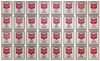 A can of soup, Campbells