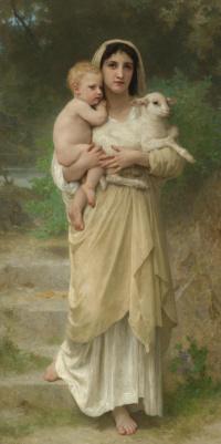 The Lamb Of God. 1897