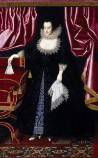 Portrait of Lady Anne Sequel, Lady Edward Seymour, pose Lady Edward Lewis
