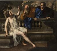 Сусанна и старцы (в соавторстве с Онофрио Палумбо)