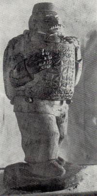 Гость из Кахетии.