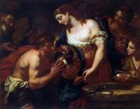Елиазар и Ревекка у колодца