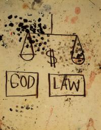 Жан-Мишель Баския. Бог, закон