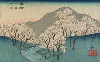 Провинция Ямато: тысяча вишневых деревьев в одном взгляде