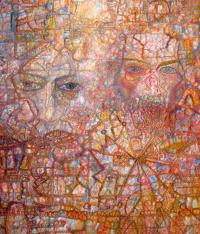 Павел Николаевич Филонов. Лица (Лики на иконах)