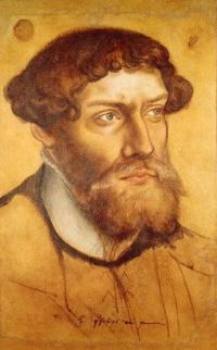Portrait of Philip I, Duke of Pomerania