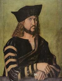 Портрет саксонского курфюрста Фридриха Мудрого III