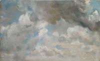Облака. Эскиз