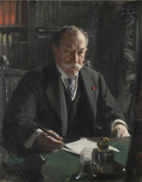 Diplomat David Jayne Hill