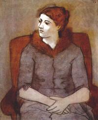 Мадам Ольга Пикассо