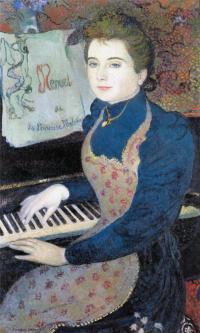 March piano