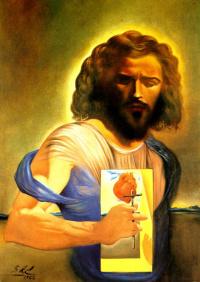 Sacred heart of Jesus