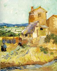 Винсент Ван Гог. Старая мельница