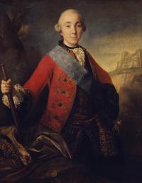 Портрет великого князя Петра Федоровича