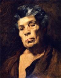 Джон Сингер Сарджент. Голова Эзопа (по Веласкесу)