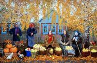 .Щедрая осень. 2005-2006