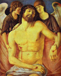 Джованни Беллини. Снятие с креста