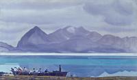 Гренландия. Люди, собаки и горы