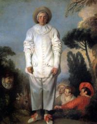 Антуан Ватто. Жиль