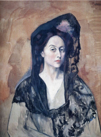 Portrait of Madame Canals Benedetti