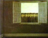 Рене Магритт. Месяц сбора винограда