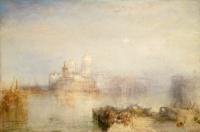 Dogana and Santa Maria della Salute in Venice
