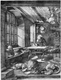 St. Jerome in the cell