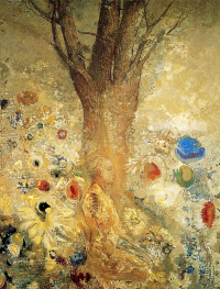 Раздумья у дерева