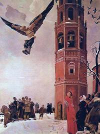 Александр Александрович Дейнека. Никитка - первый русский летун