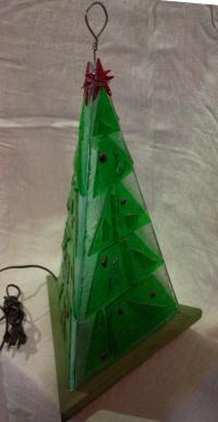 Светильник Новогодняя елка