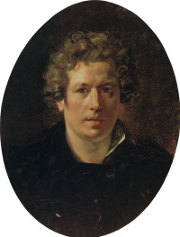 Карл Павлович Брюллов. Автопортрет